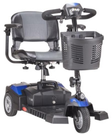 Home Medical Supply 3 wheel scooter